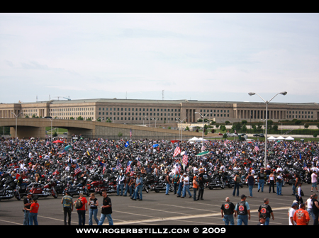 Rolling Thunder Parking Lot