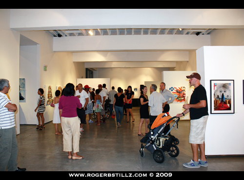 Art Axis @ Miami Art Space